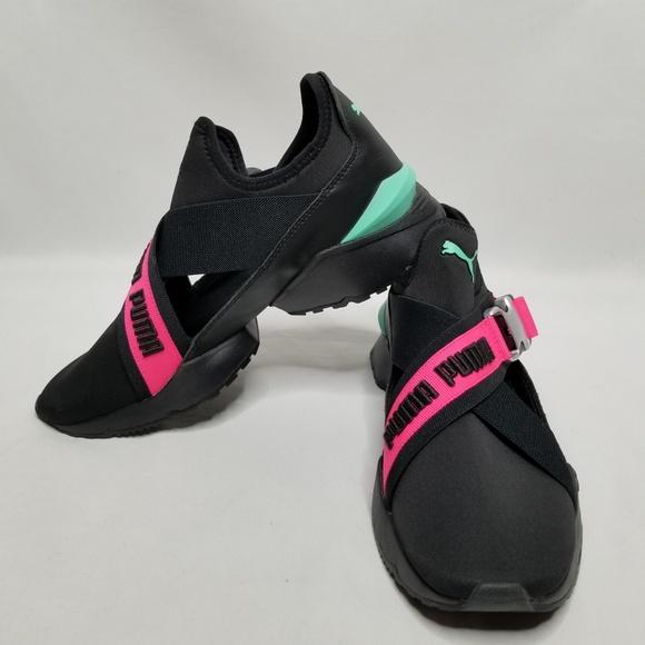 32bd685eb4cd Puma Muse Eos 1 Street Sneaker